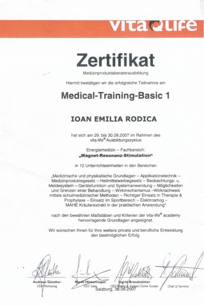 RODICA IOAN certificat 001