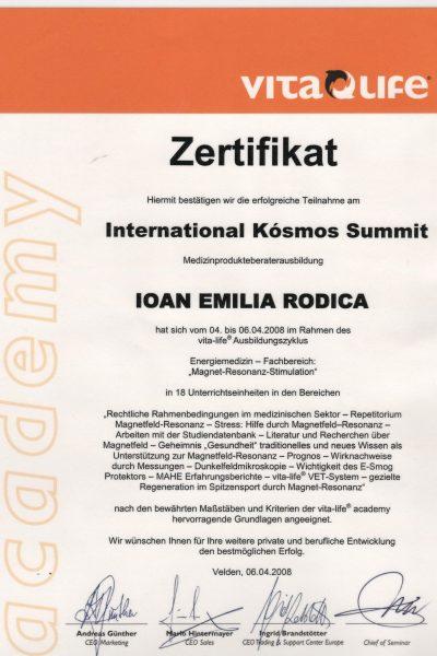 RODICA IOAN certificat 002